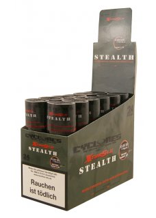 Cyclones Stealth X-TRA Slow mit Holzfilter 2er Pack