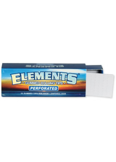 Elements Tips gummiert