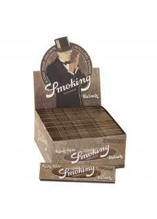 Smoking Papers Brown 50Pck/Box