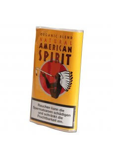 "Natural American Spirit ""Master Blend Gold"" Tabak 30g"