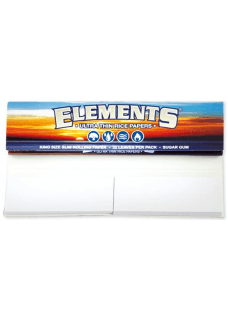 Elements KingSize Papers + Tips