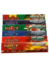 6er Juicy Jay King Size Papers nur 10,00 €
